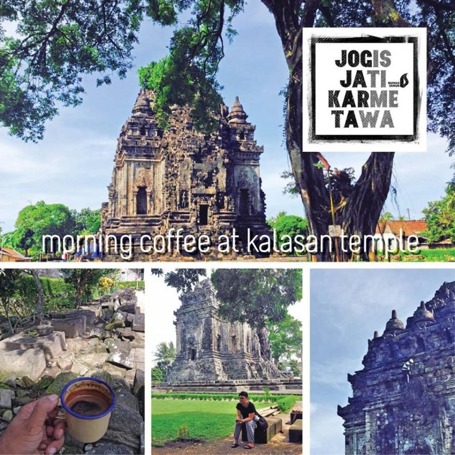 Rumah Sanur visits Jogja