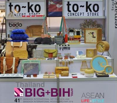 to~ko Concept Store at 41st BIG+BIH