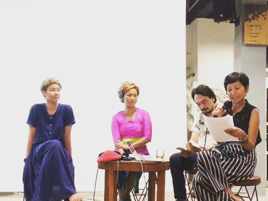 Book Launch Nila Tanzil