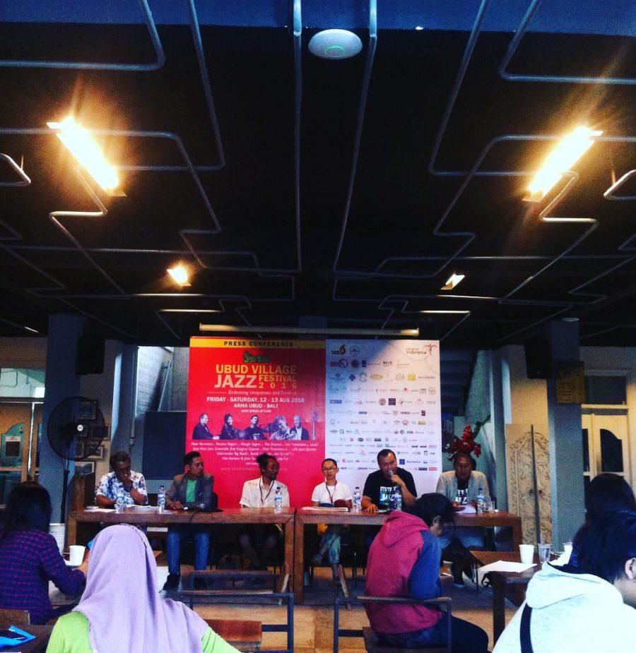 Ubud Jazz Festival