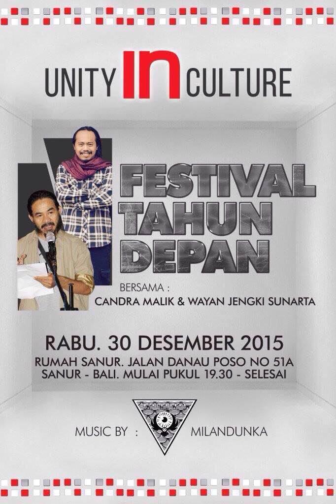 Unity in Cultur December 2015
