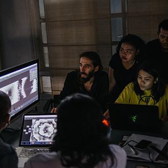 Touchdesigner Workshop & Showcase with 404.Zero