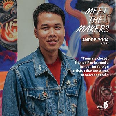 Andre Yoga   Artist