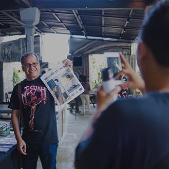 Record Store Day Bali
