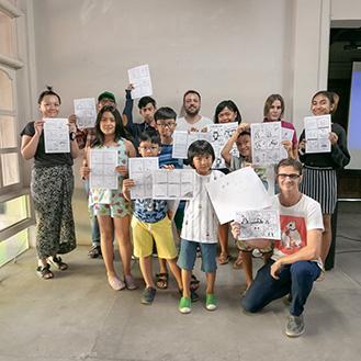 Workshop & LOTS with Pablo Ientile