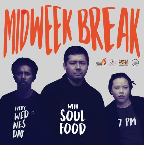Midweek Break with Soulfood