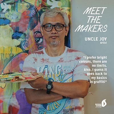 Uncle Joy | Artist