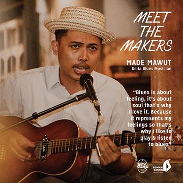 Made Mawut | Musician