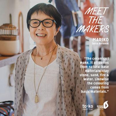 Mariko | Setia Keramik