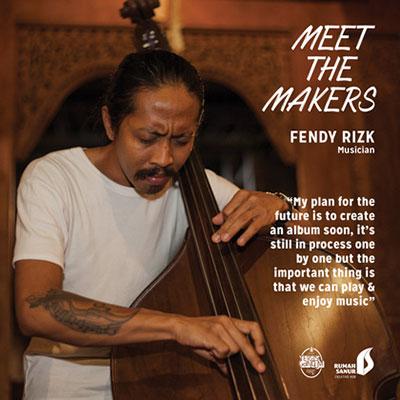 Fendy Rizk   Musician