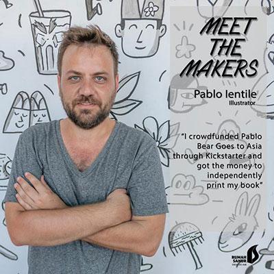 Pablo Ientile   Illustrator