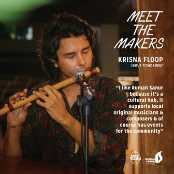 Krisna Floop   Musician