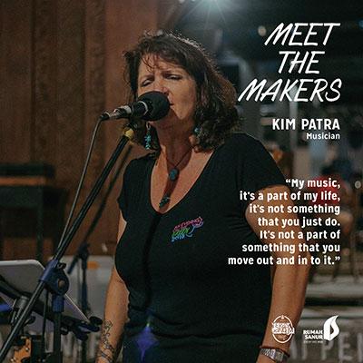 Kim Patra   Musician