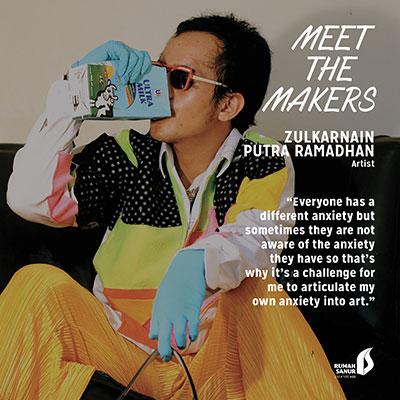 ZULKARNAIN PUTRA RAMADHAN | Artist