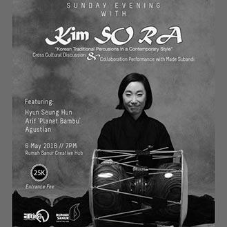 Sunday Evening with Kim SO RA
