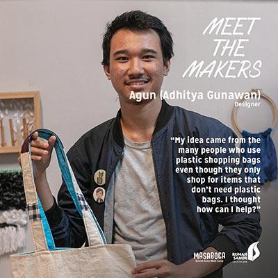 Agun (Adhitya Gunawan) | Designer