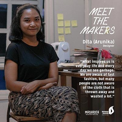 Dita (Arunika)   Designer