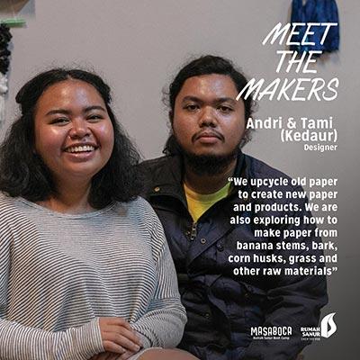 Andri & Tami (Kedaur)   Designer