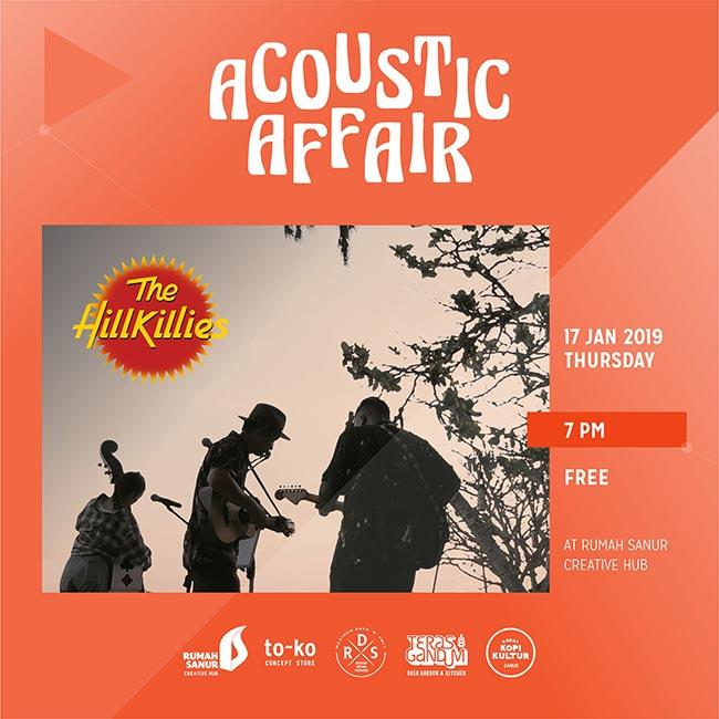 Acoustic Affair The HillKillies