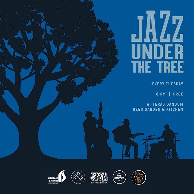 Jazz Under the Tree