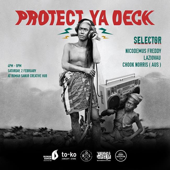 Protect Ya Deck