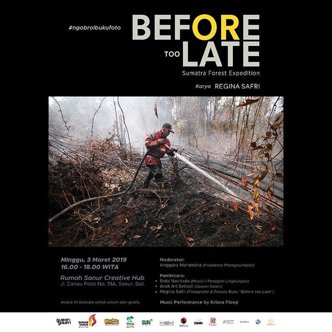 Before Too Late
