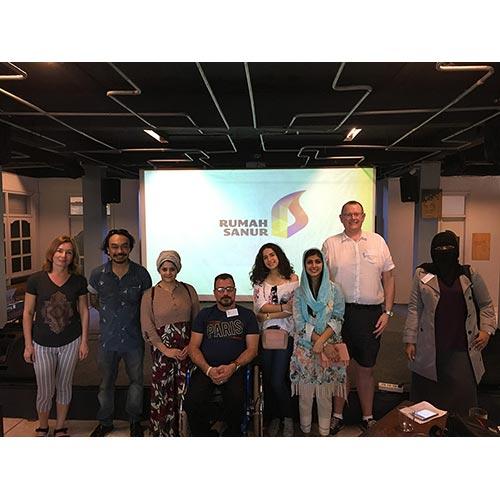 Community Visits - British Council