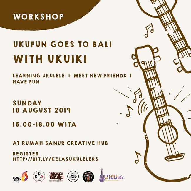 Ukufun Goes to Bali
