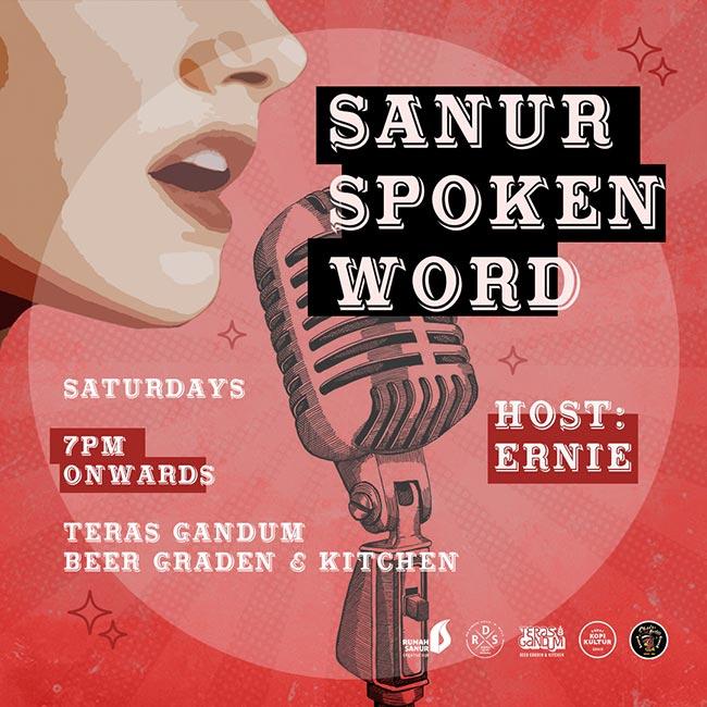 Sanur Spoken Word