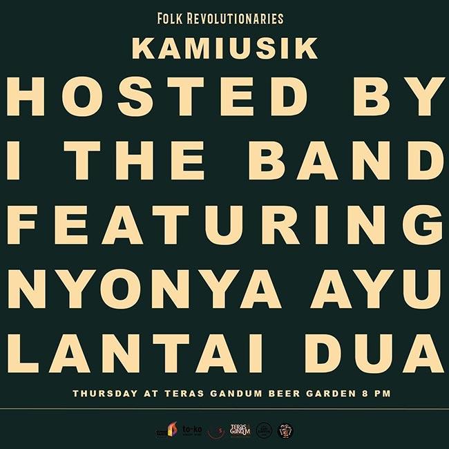 KAMIUSIK - i The Band ft Nyonya Ayu & Lantai Dua