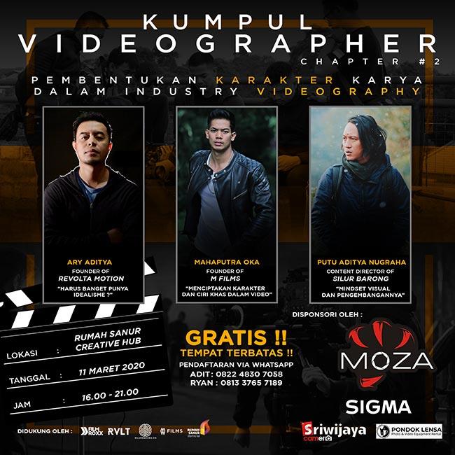 Kumpul Videographer