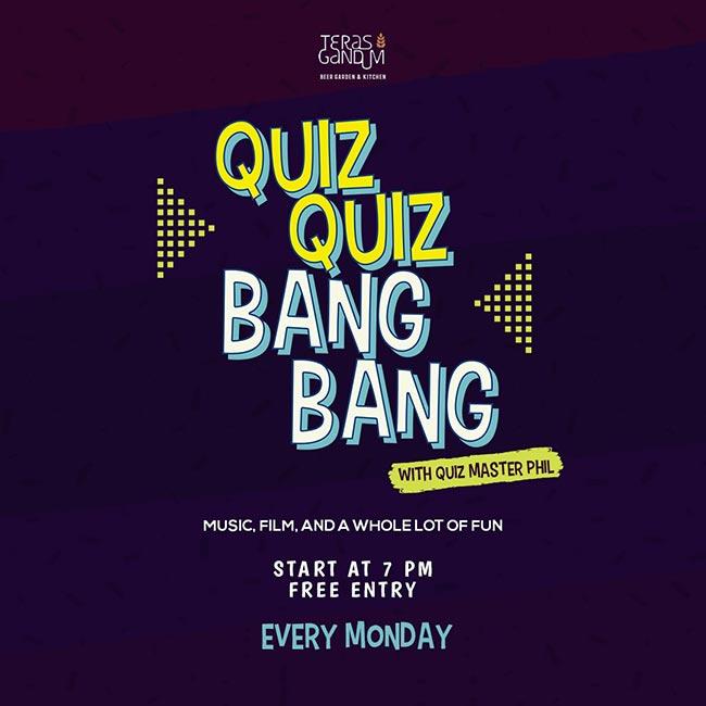 Quiz Quiz Bang Bang!